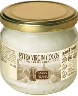 Biologische Extra Vierge kokosolie 325ml