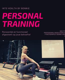 personal training by bonnie